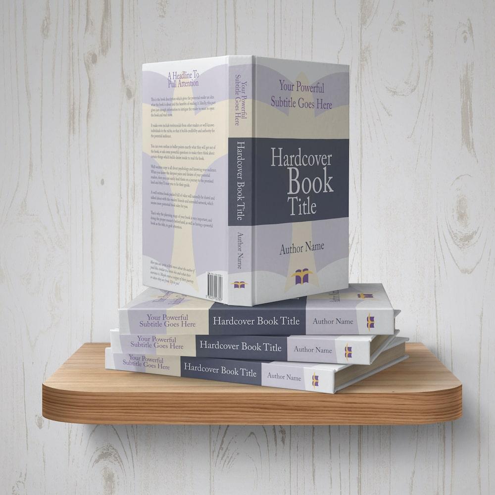 Hardcover Book Mockup AJ-min